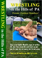 Wrestling in the Hills of PA video